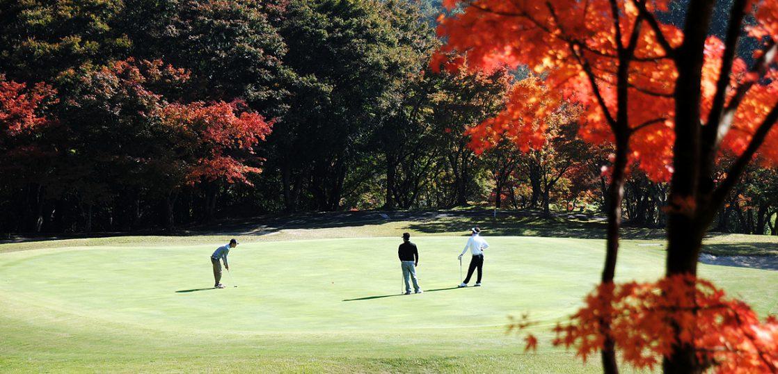 久万高原ゴルフ